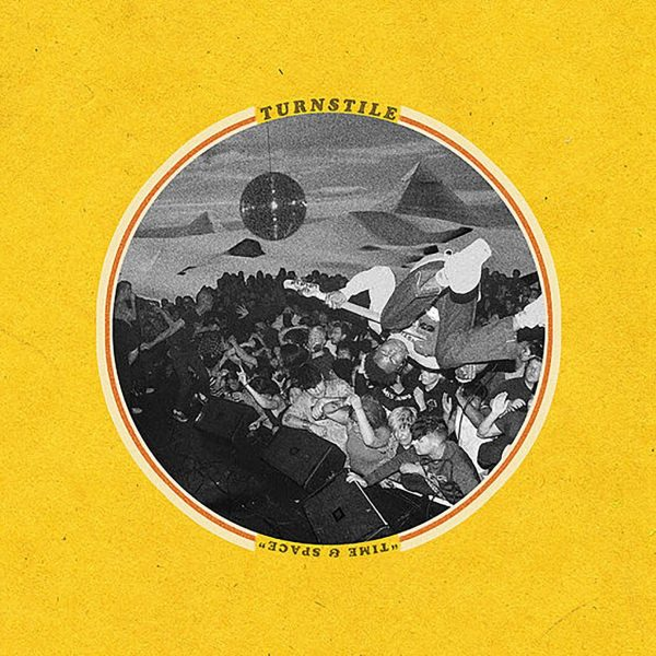 TURNSTILE – TIME & SPACE LP