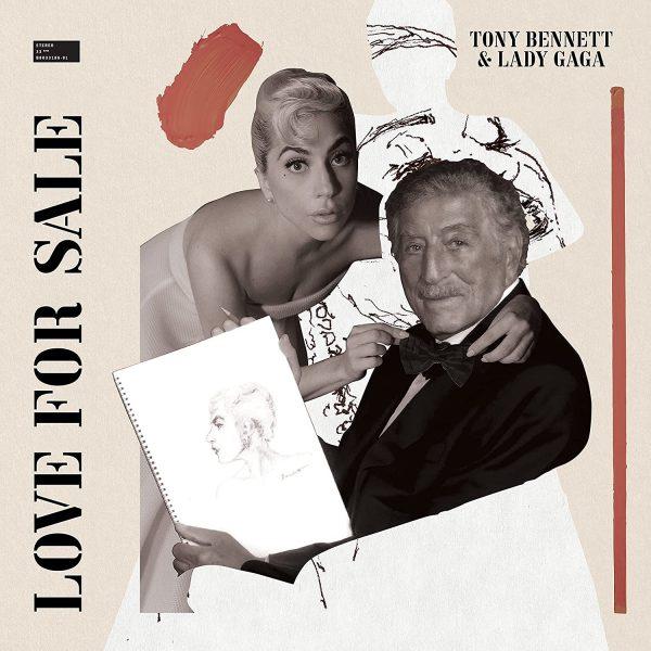 BENNETT TONY & LADY GAGA – LOVE FOR SALE CD