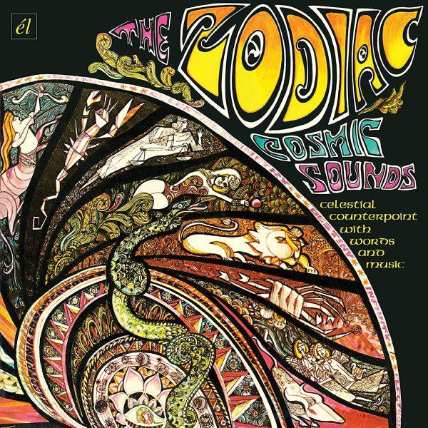 ZODIAC – COSMIC SOUNDS CD