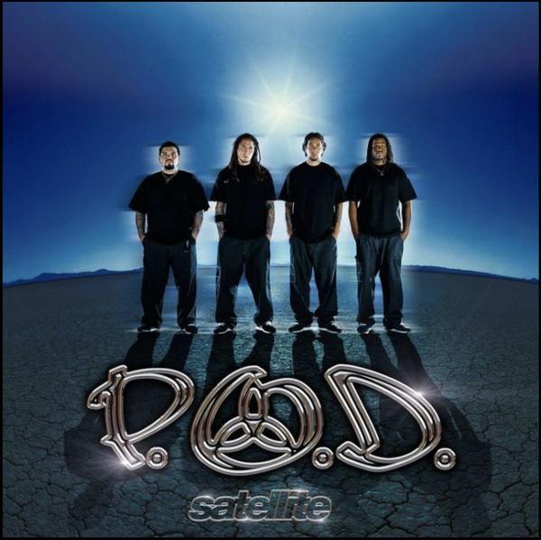 P.O.D. – SATELLITE LP2